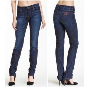 Joe's Jeans Straight Leg Alda Wash Jeans, Size 27